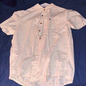 Volcom Short Sleeve Button up